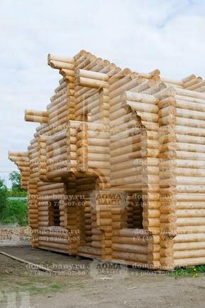 Бань в москве проекты домов с баней